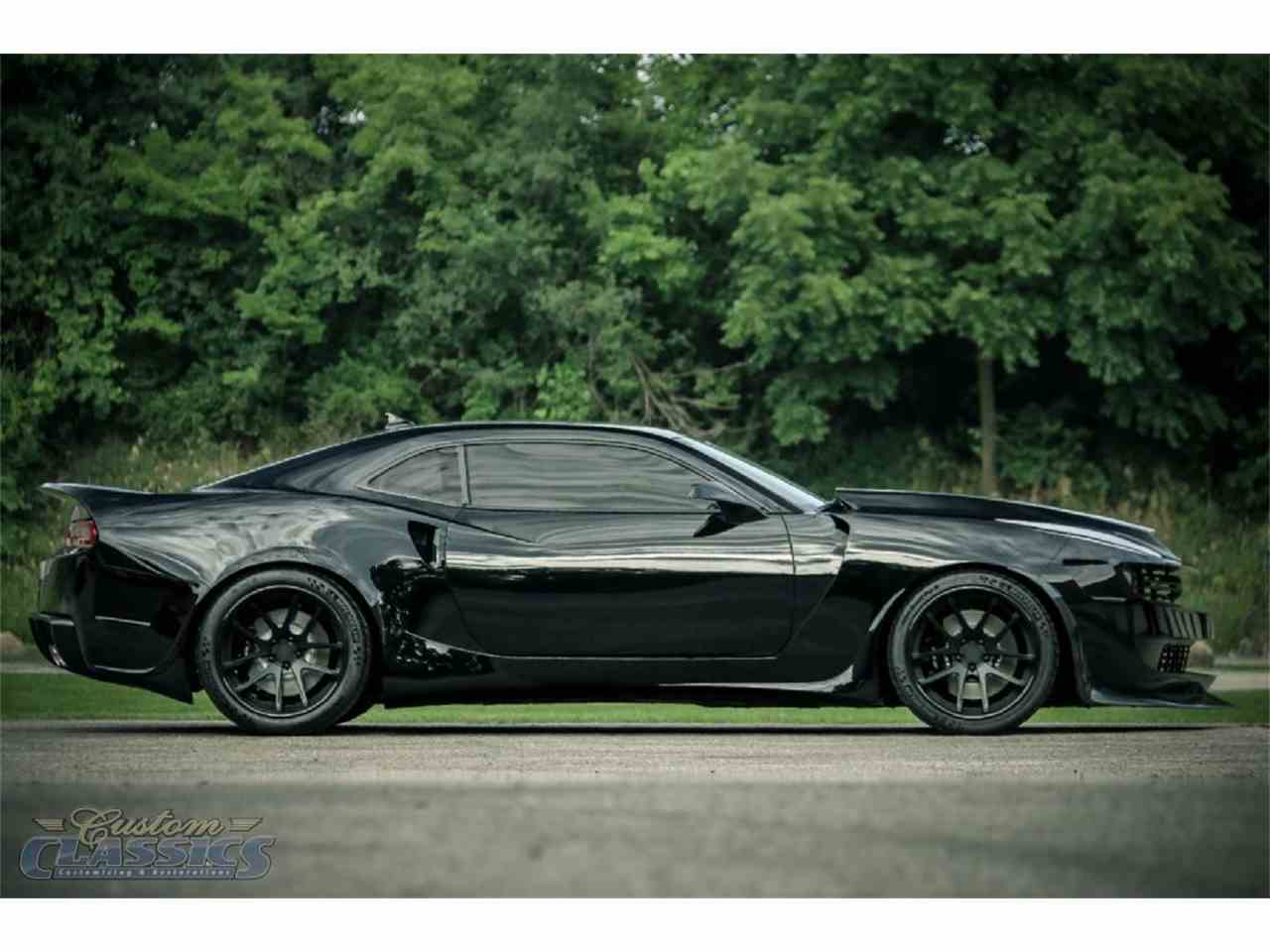 Large Picture of '14 Chevrolet Camaro ZL-1 Widebody located in Illinois Offered by Custom Classics - HK4B