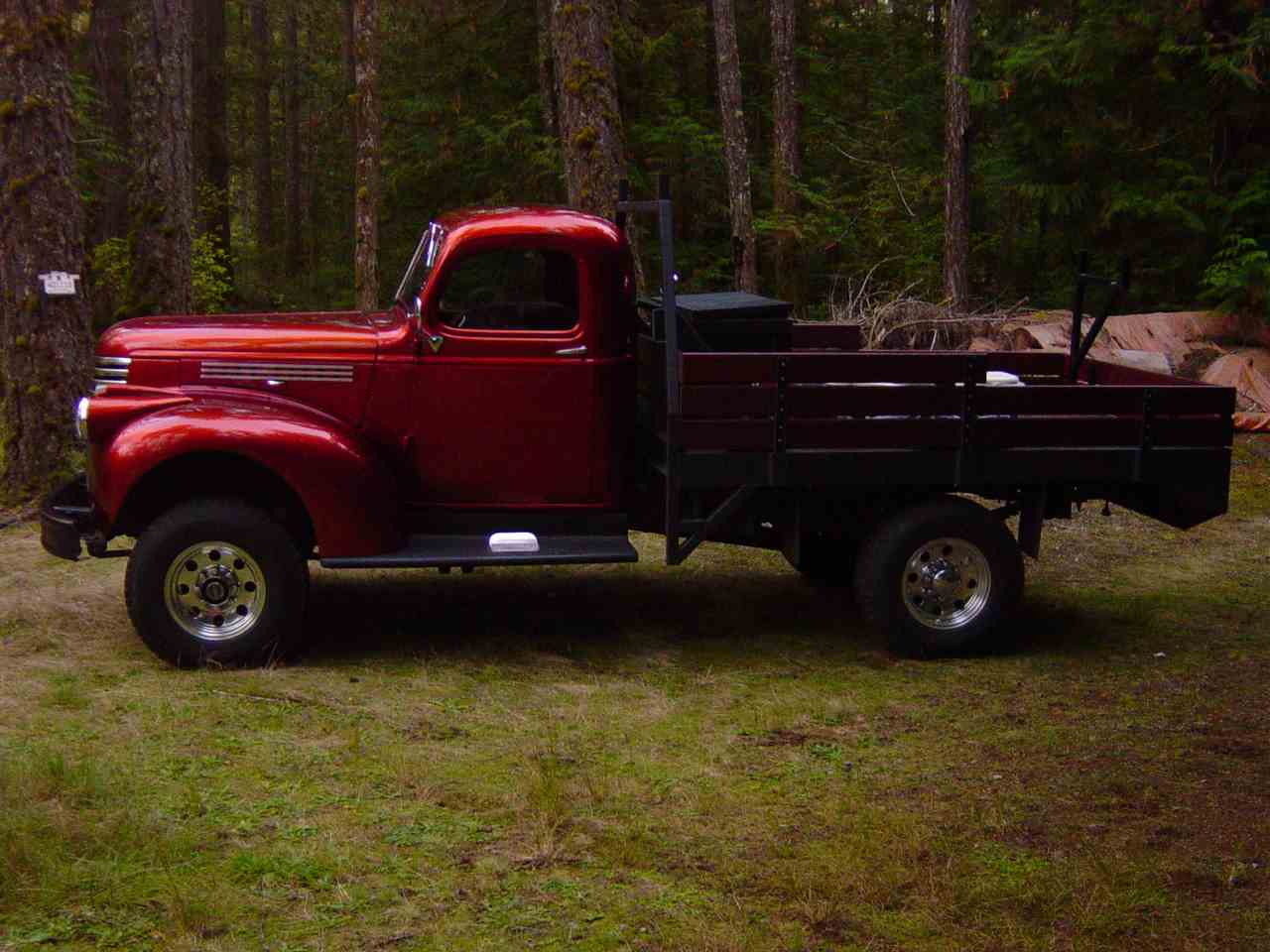 Large Picture of '46 Flatbed - HKJM