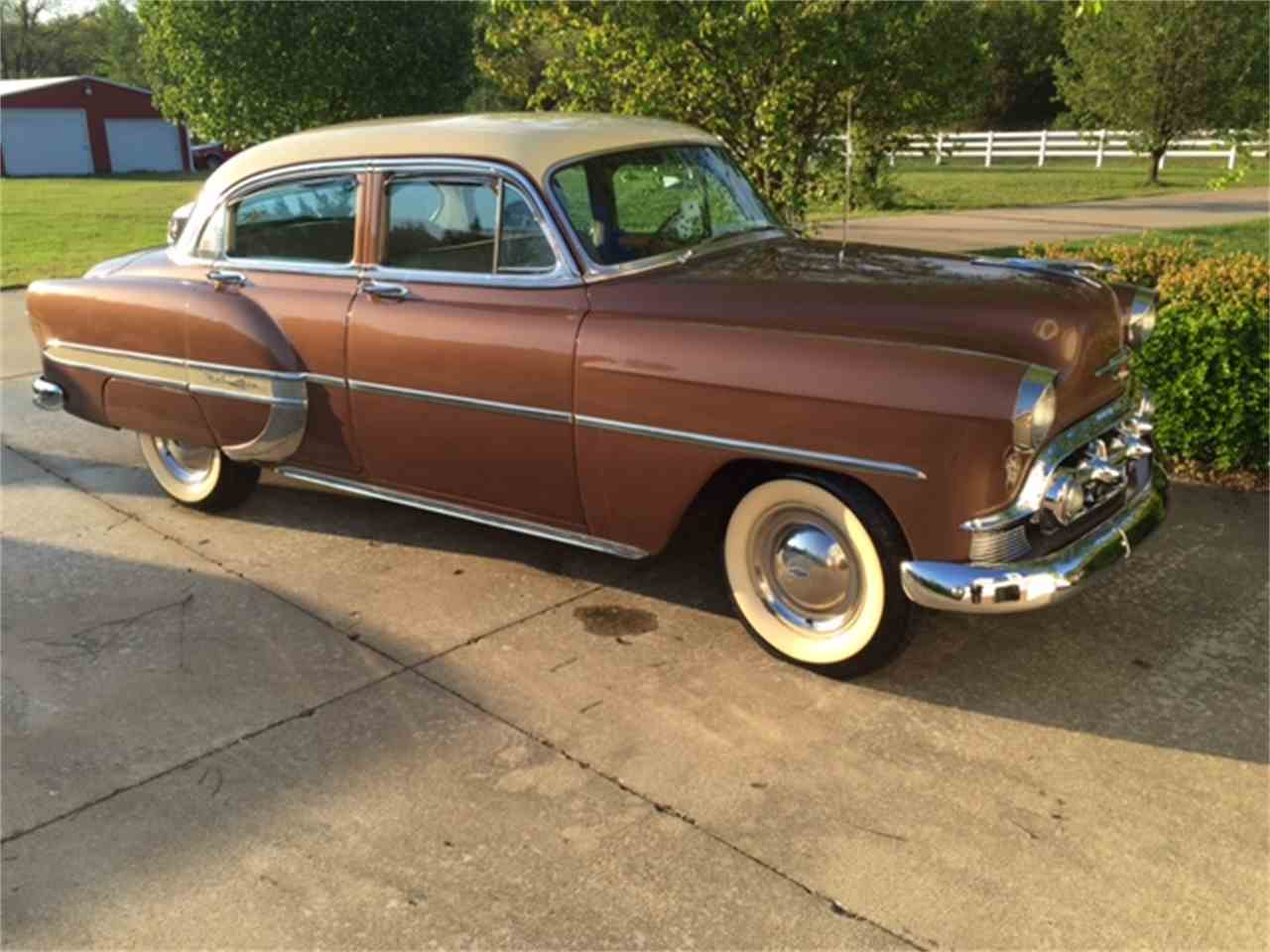 1953 Chevrolet Bel Air For Sale Classiccars Com Cc 819780