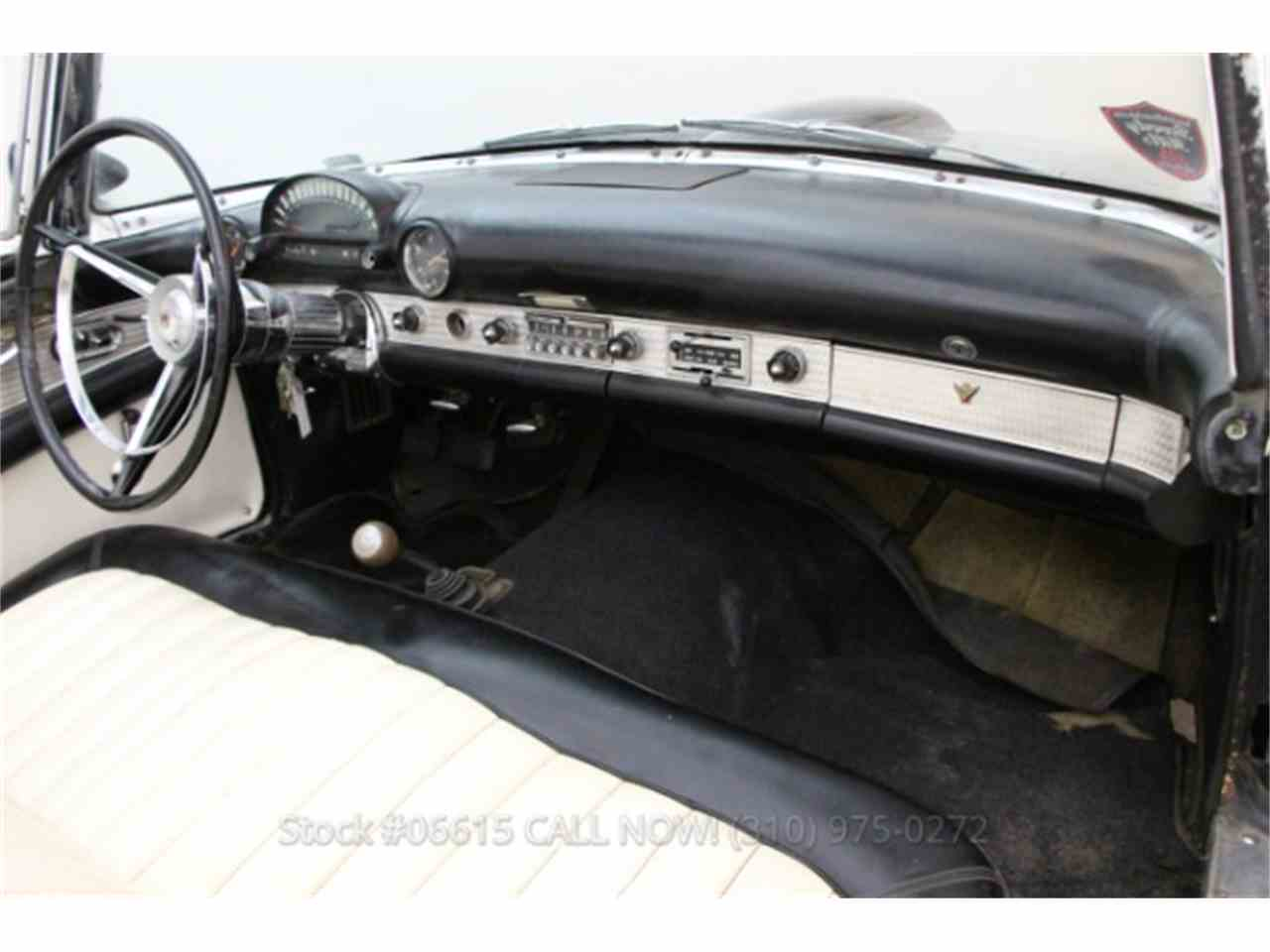 Large Picture of '56 Thunderbird located in Beverly Hills California Offered by Beverly Hills Car Club - HKMO