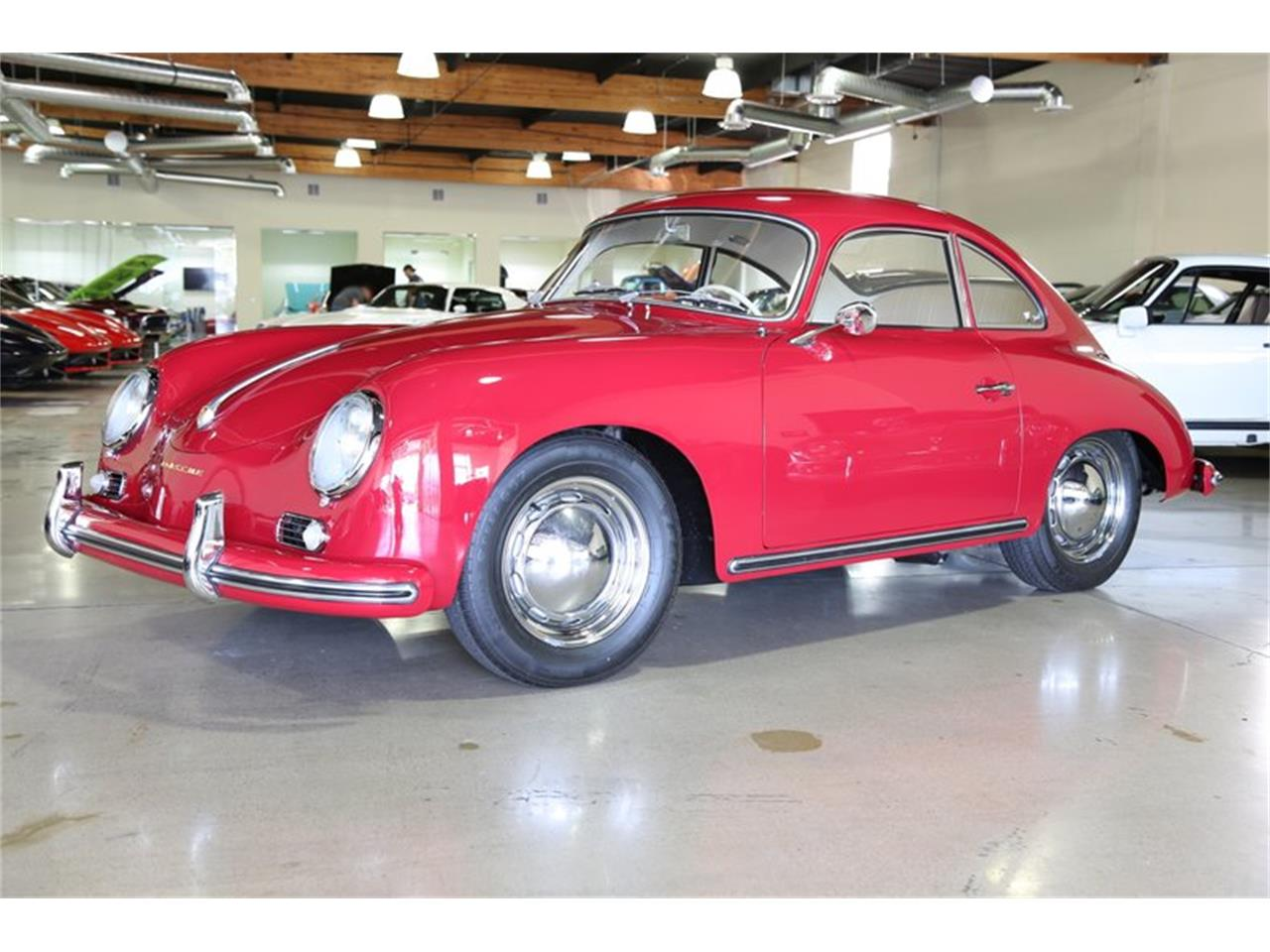 Large Picture of Classic '59 Porsche 356 located in California - $125,950.00 - HKNZ