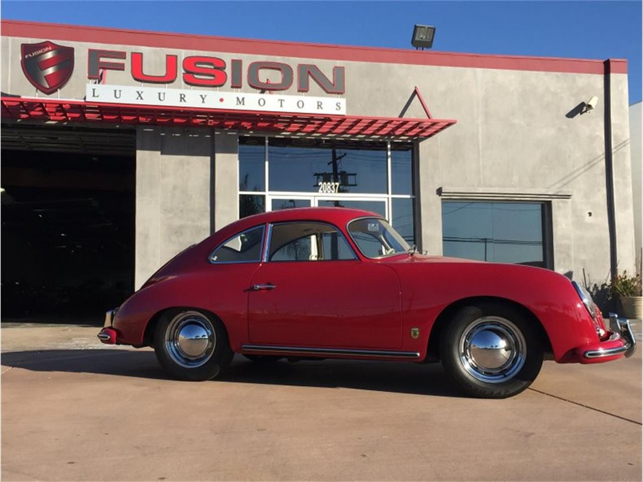 Large Picture of '59 Porsche 356 located in California - HKNZ