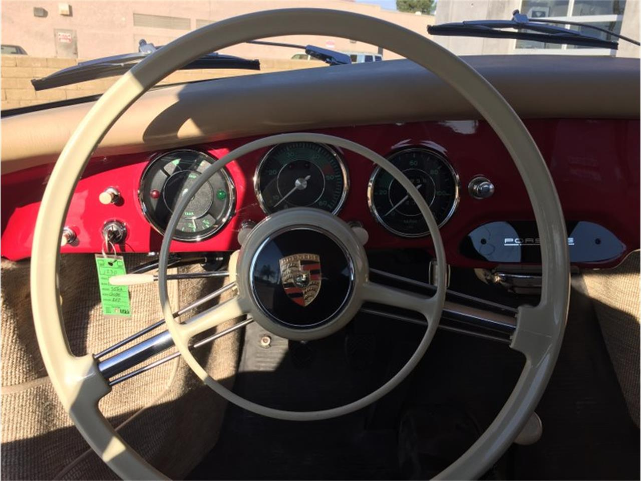 Large Picture of Classic 1959 Porsche 356 located in Chatsworth California Offered by Fusion Luxury Motors - HKNZ