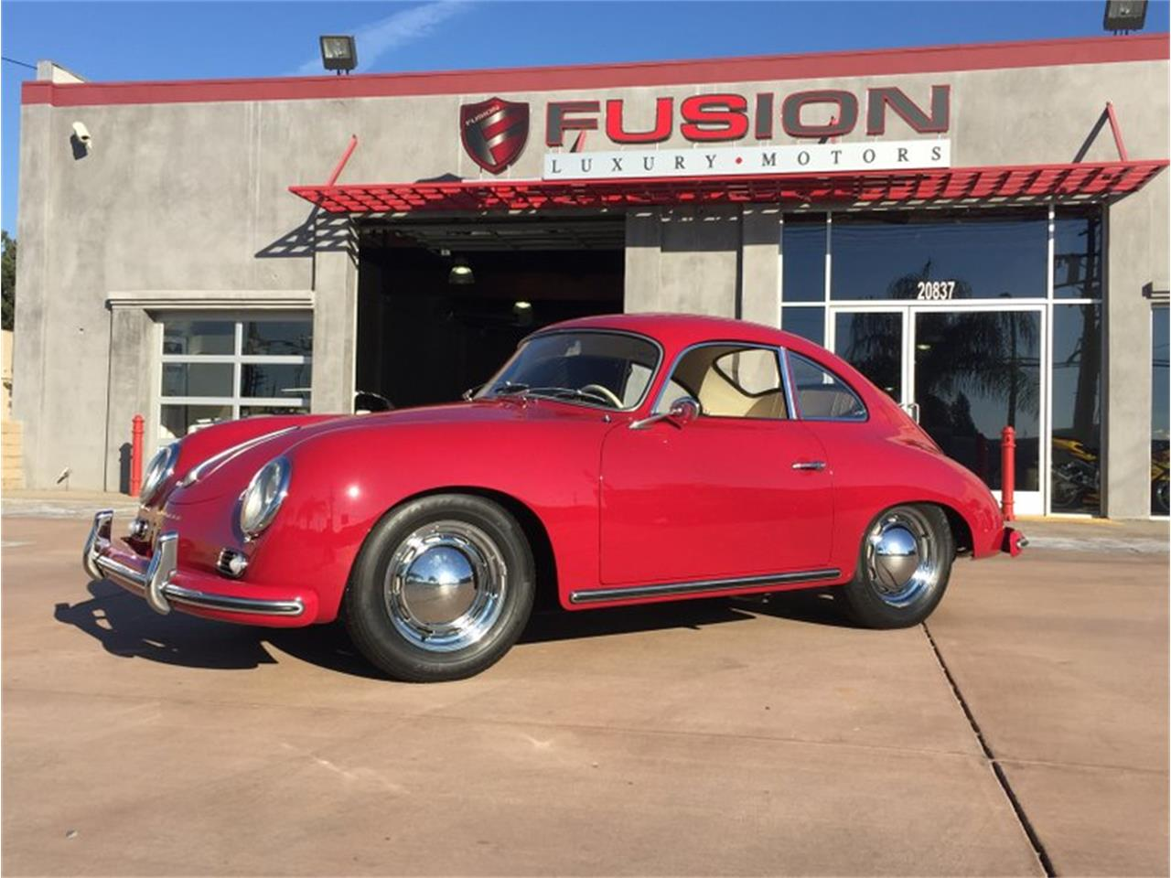 Large Picture of Classic 1959 Porsche 356 - HKNZ