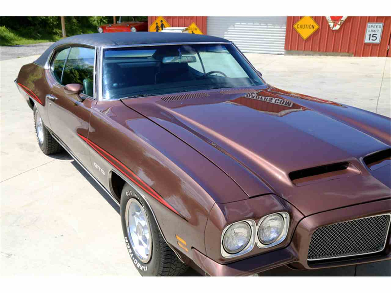 Large Picture of '71 GTO located in Lenoir City Tennessee - $36,995.00 Offered by Smoky Mountain Traders - HKO3