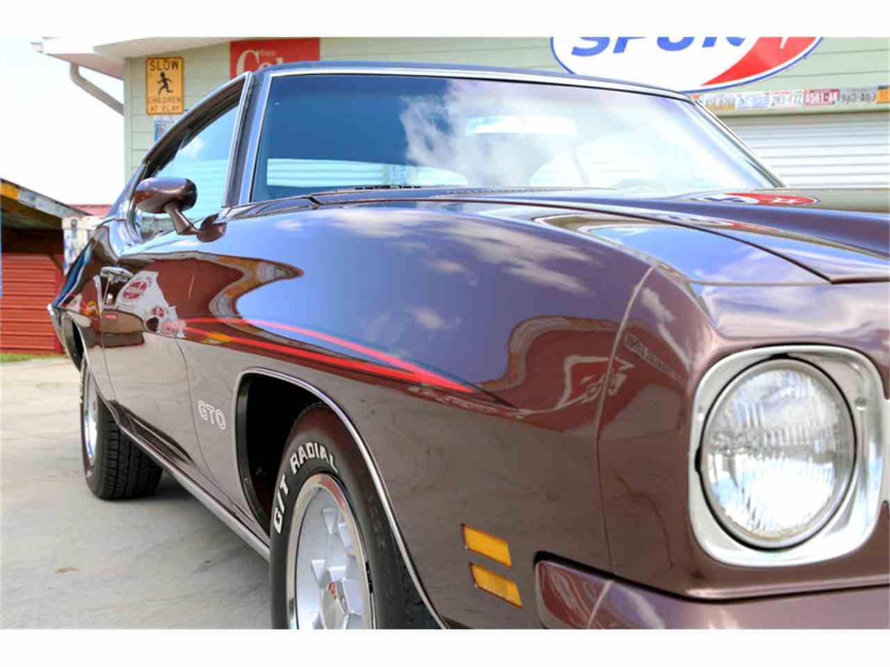 Large Picture of '71 Pontiac GTO Offered by Smoky Mountain Traders - HKO3