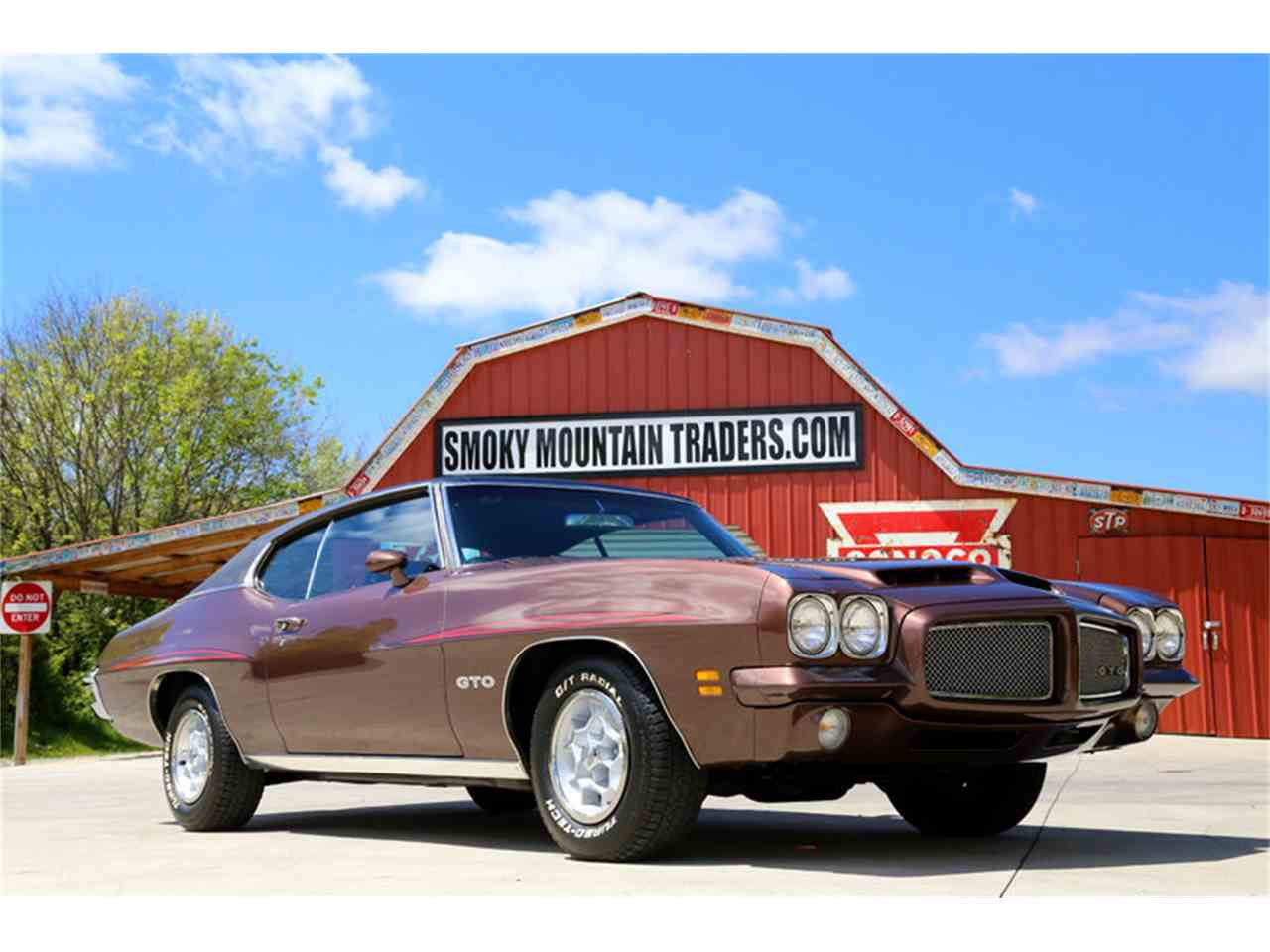 Large Picture of Classic 1971 GTO located in Lenoir City Tennessee - $36,995.00 - HKO3