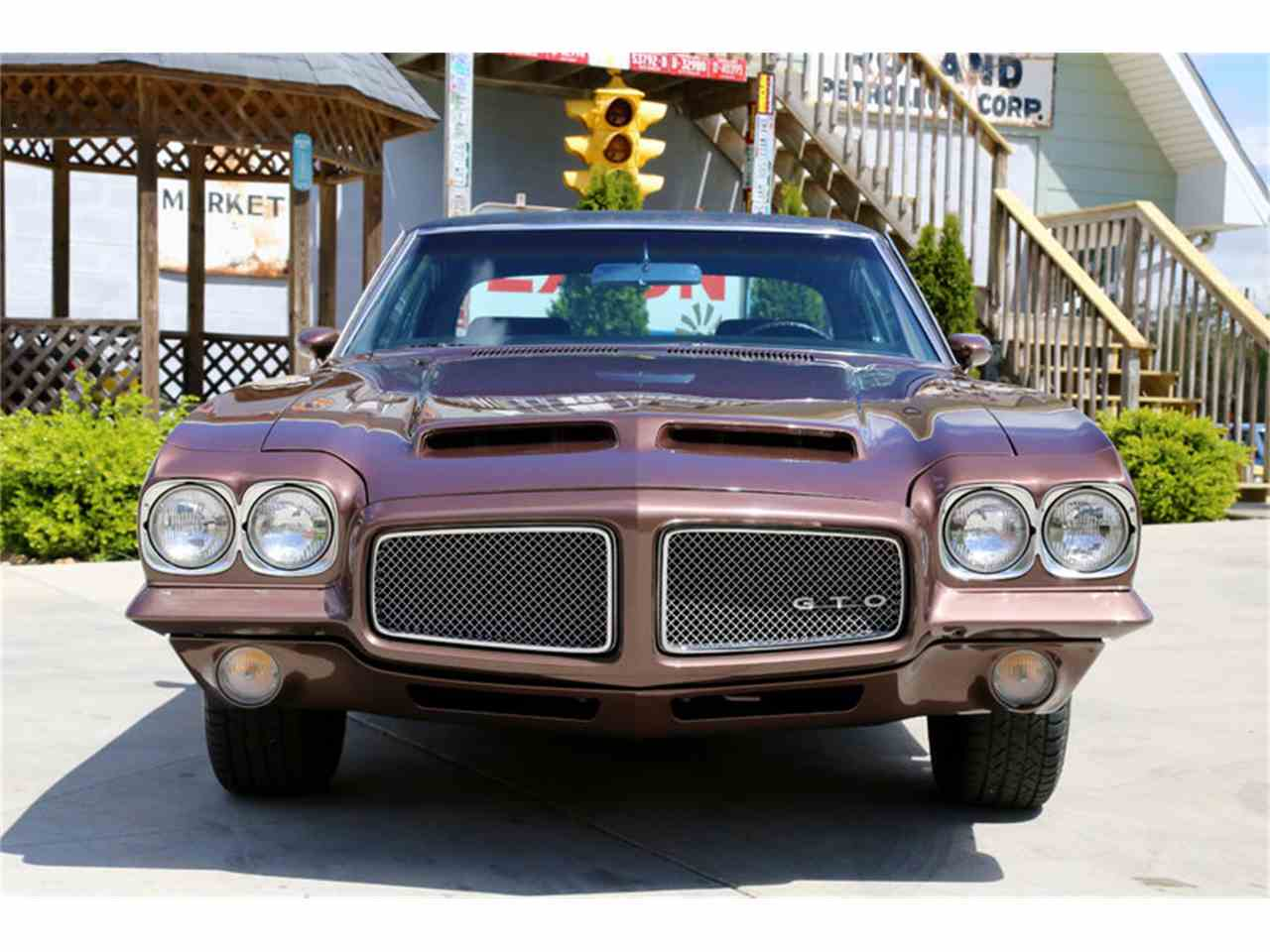 Large Picture of 1971 Pontiac GTO located in Lenoir City Tennessee Offered by Smoky Mountain Traders - HKO3