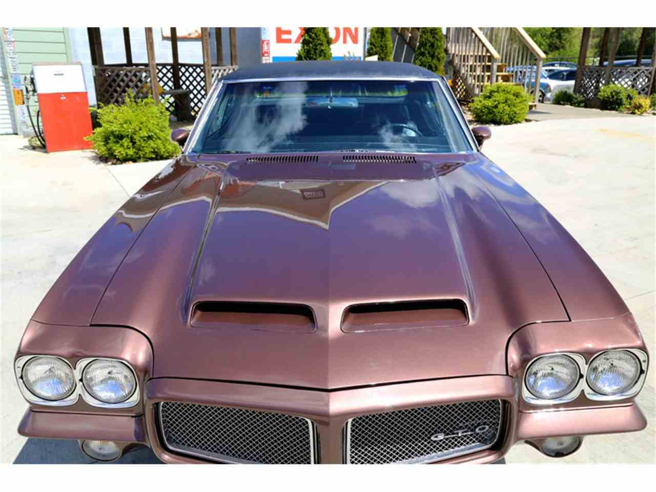 Large Picture of Classic 1971 Pontiac GTO - $36,995.00 Offered by Smoky Mountain Traders - HKO3