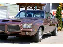 Picture of Classic 1971 GTO located in Tennessee Offered by Smoky Mountain Traders - HKO3