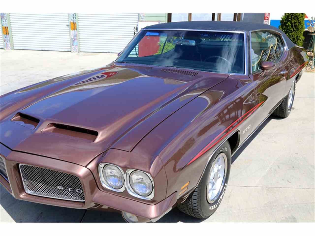 Large Picture of Classic 1971 Pontiac GTO located in Tennessee - $36,995.00 - HKO3