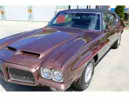 Picture of Classic 1971 GTO located in Lenoir City Tennessee Offered by Smoky Mountain Traders - HKO3