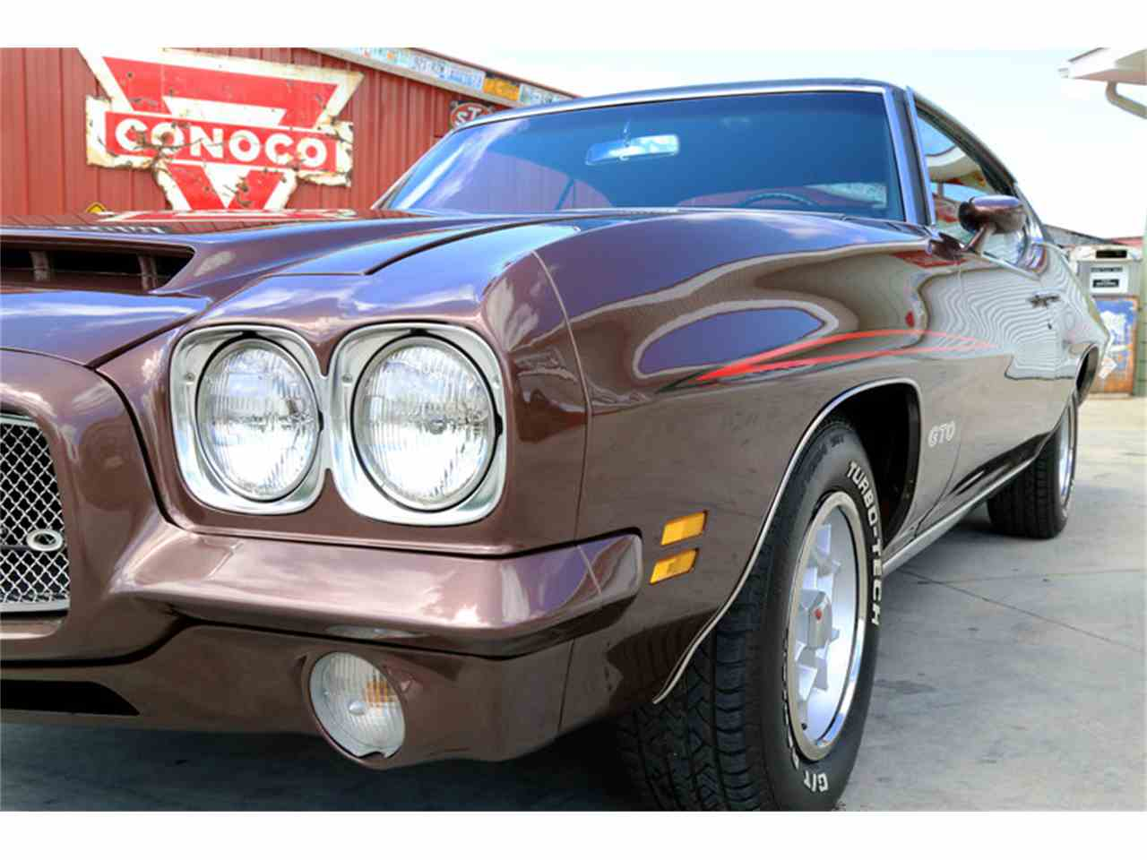 Large Picture of Classic '71 GTO located in Lenoir City Tennessee - $36,995.00 - HKO3