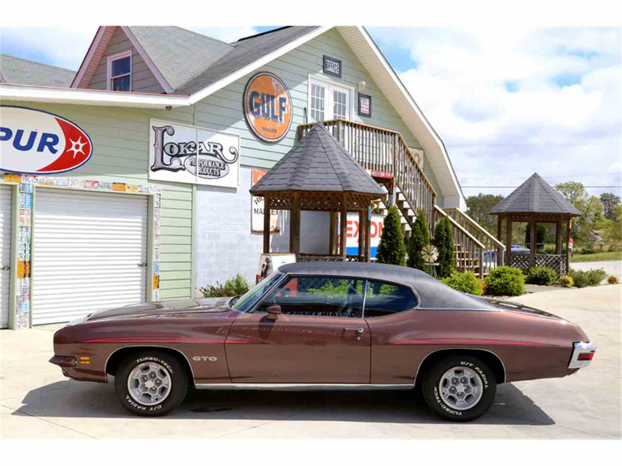 Large Picture of Classic 1971 GTO - $36,995.00 Offered by Smoky Mountain Traders - HKO3