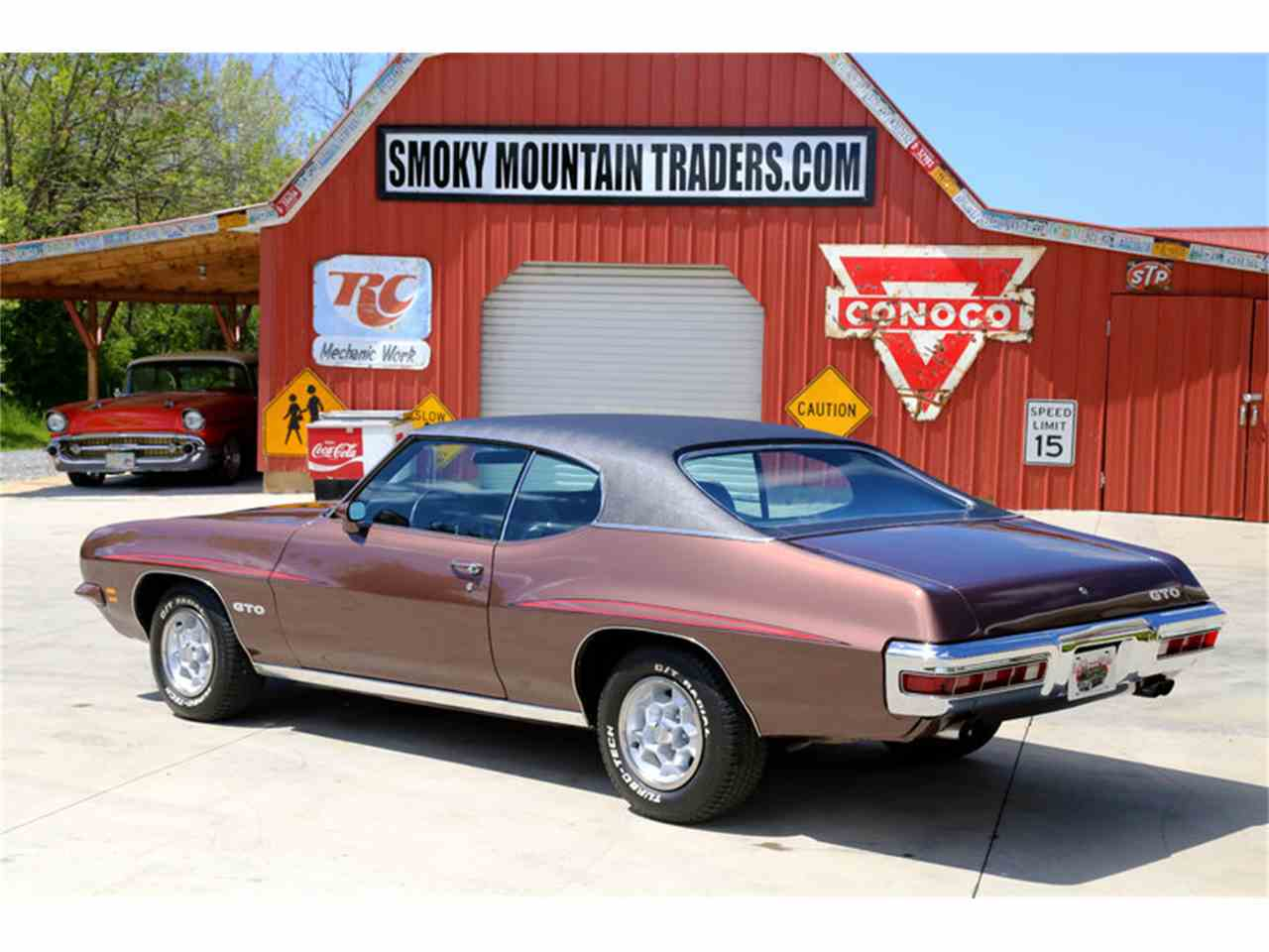 Large Picture of '71 Pontiac GTO - $36,995.00 - HKO3