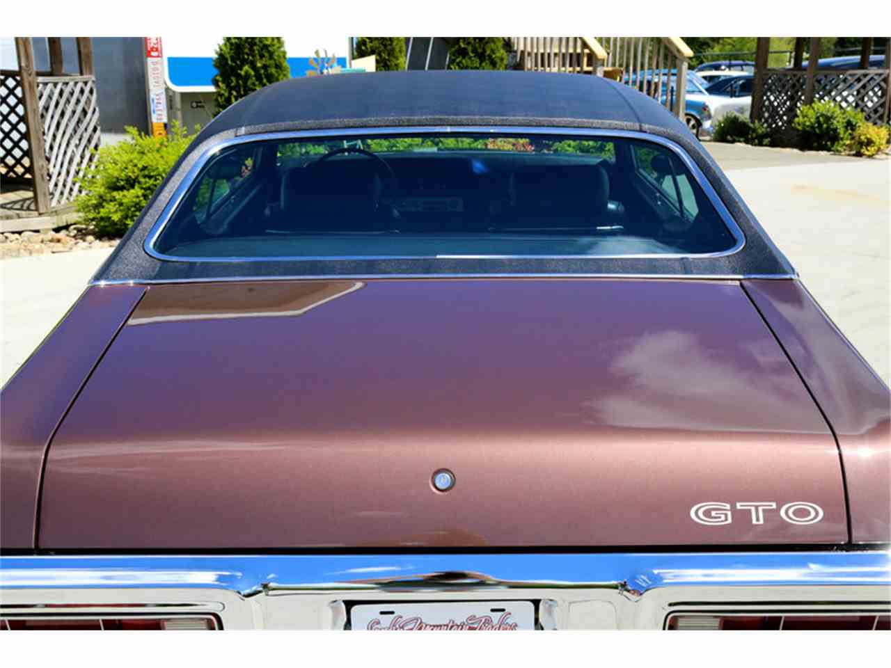 Large Picture of Classic 1971 GTO - $36,995.00 - HKO3