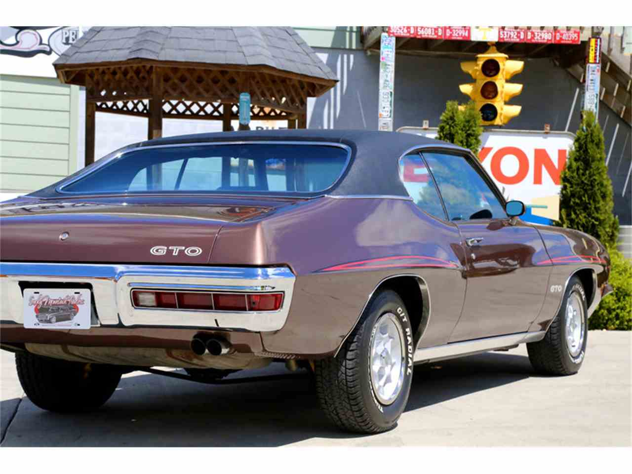 Large Picture of Classic '71 Pontiac GTO Offered by Smoky Mountain Traders - HKO3