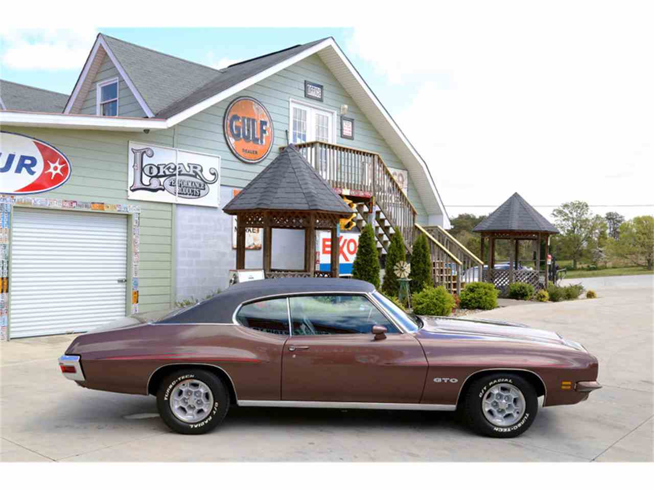 Large Picture of Classic 1971 GTO located in Tennessee - $36,995.00 - HKO3