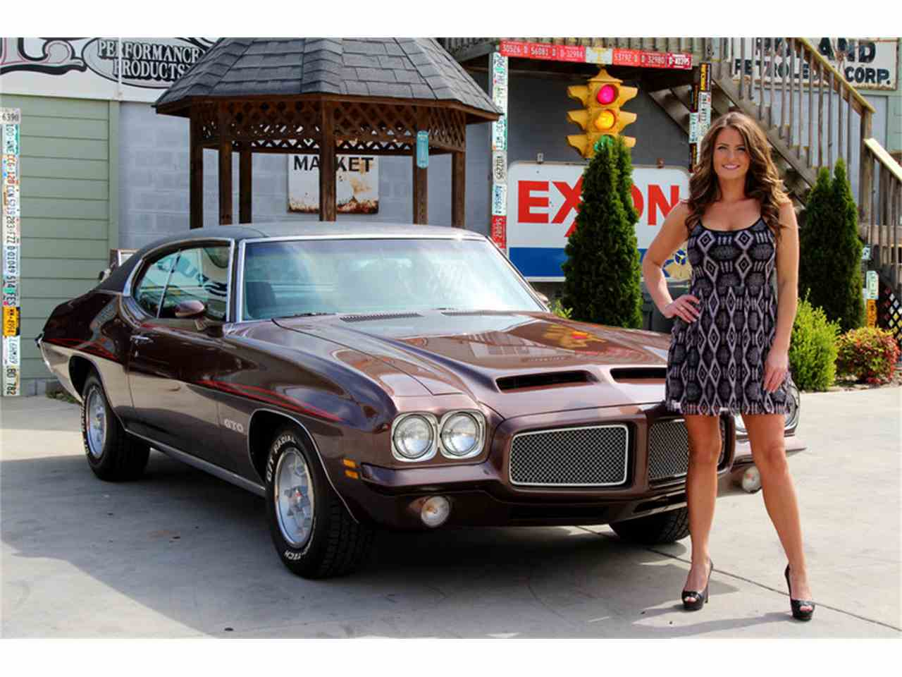 Large Picture of '71 Pontiac GTO located in Lenoir City Tennessee - $36,995.00 - HKO3