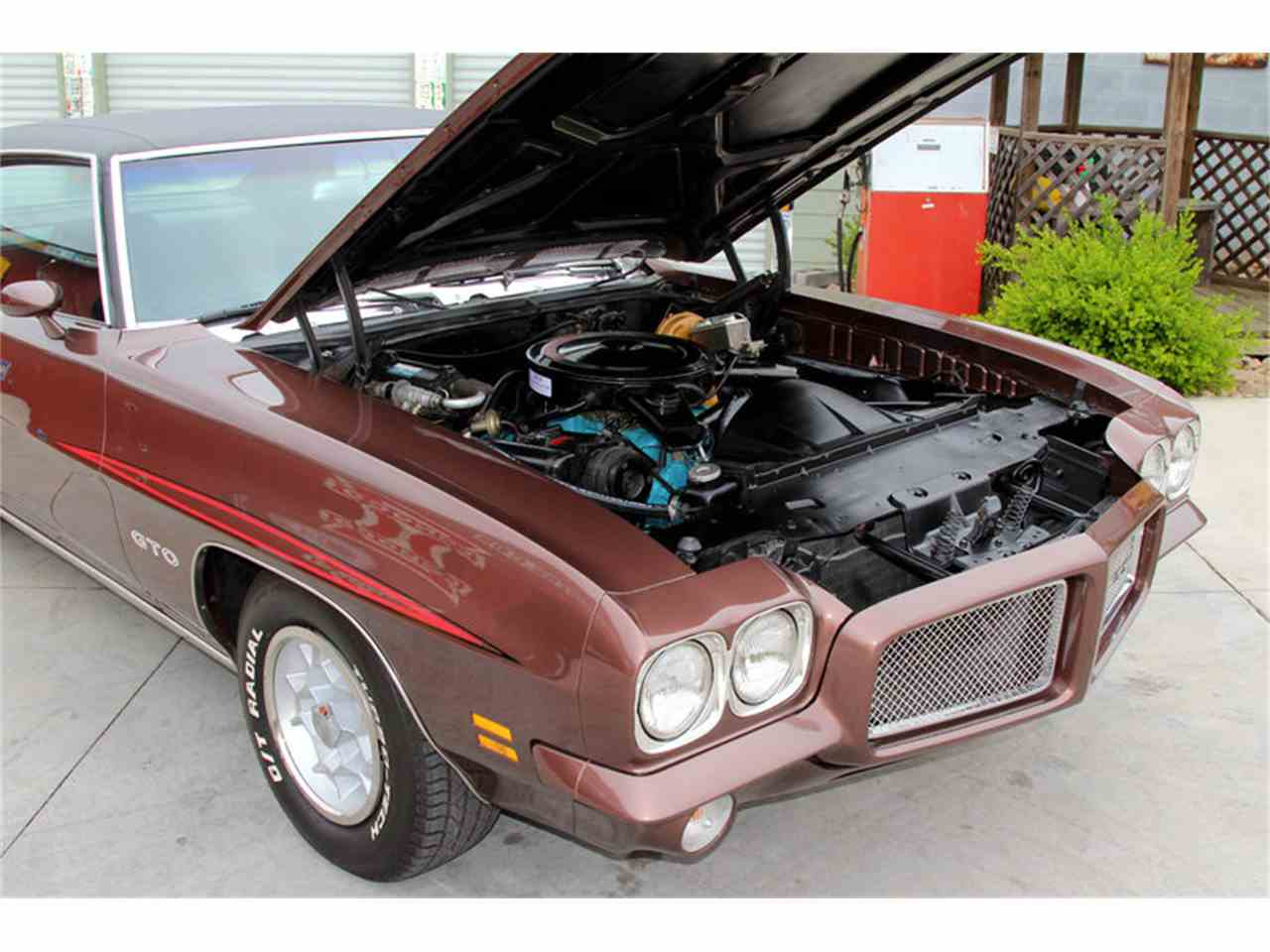 Large Picture of Classic '71 Pontiac GTO - HKO3