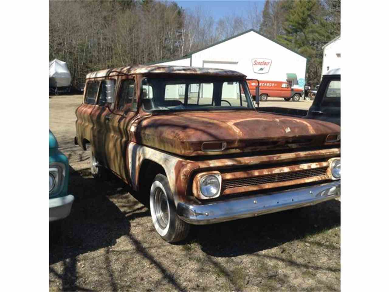 Large Picture of '64 Suburban - HKPQ