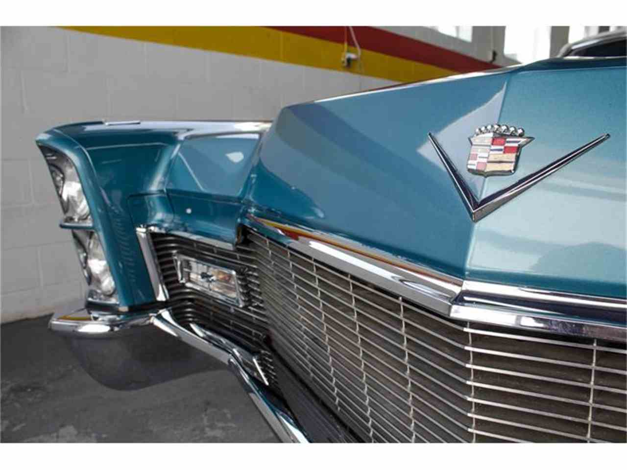 Large Picture of Classic '68 Cadillac DeVille located in Montreal Quebec - $49,995.00 Offered by John Scotti Classic Cars - HLNW