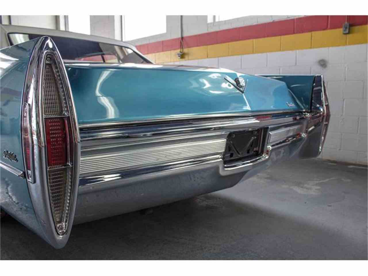 Large Picture of 1968 Cadillac DeVille located in Montreal Quebec - $49,995.00 Offered by John Scotti Classic Cars - HLNW
