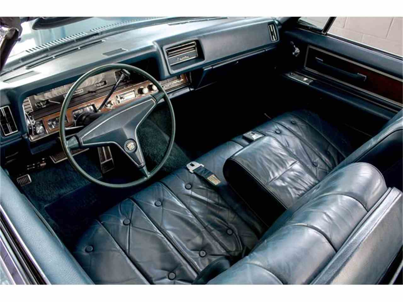 Large Picture of Classic 1968 Cadillac DeVille located in Montreal Quebec - $49,995.00 - HLNW