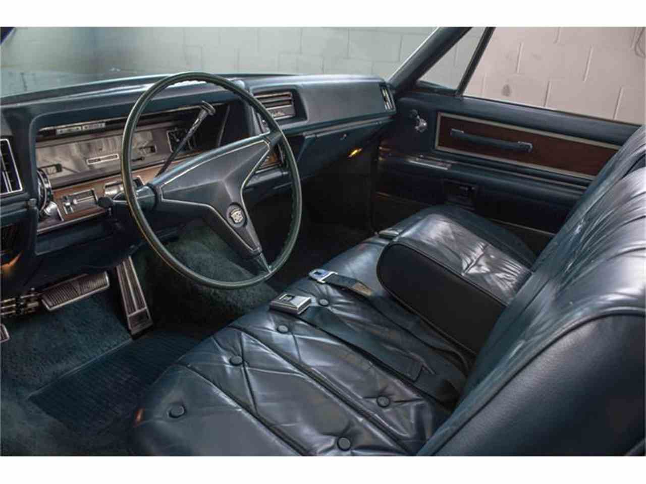 Large Picture of Classic 1968 DeVille located in Montreal Quebec - $49,995.00 Offered by John Scotti Classic Cars - HLNW