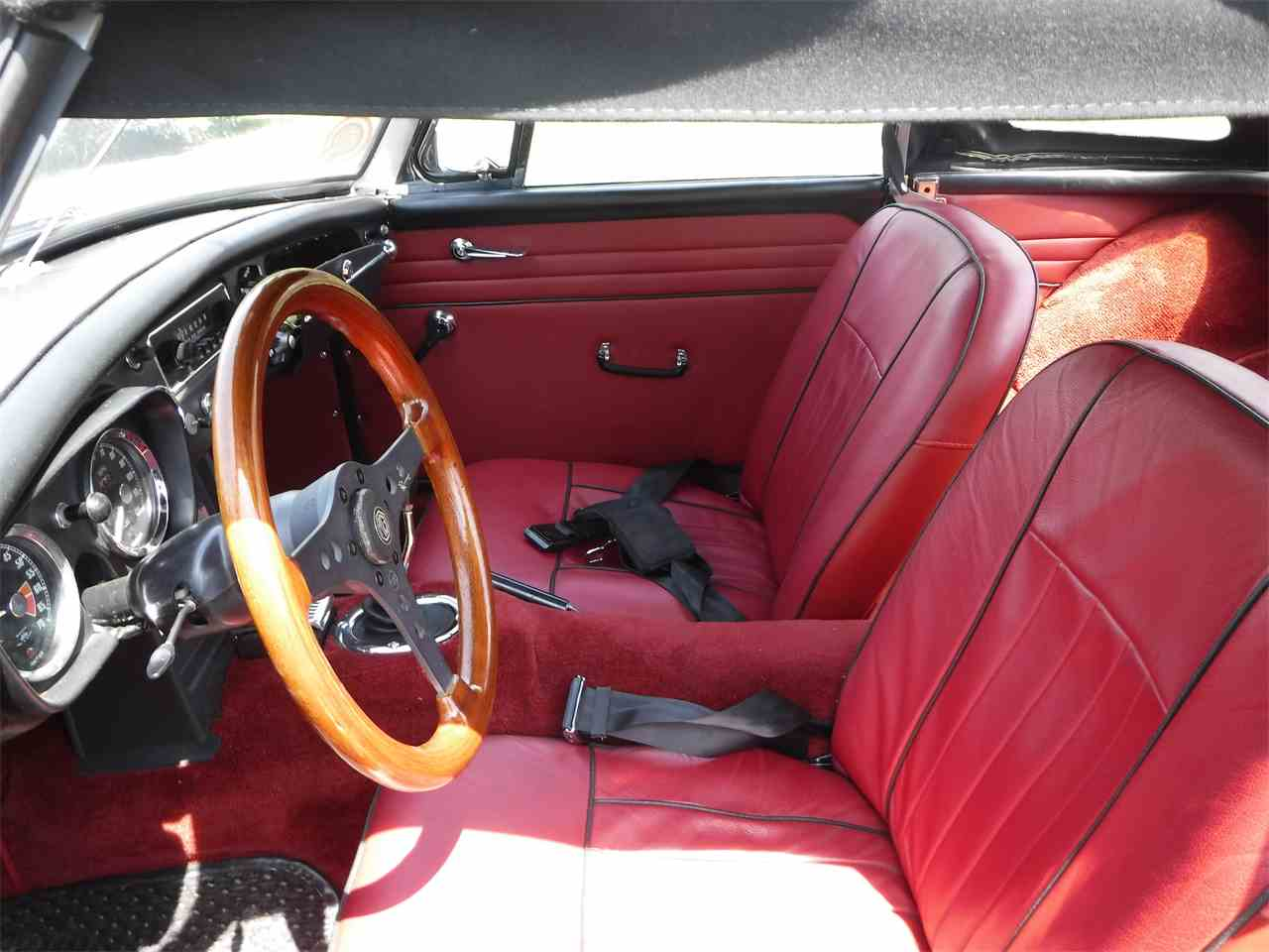 Large Picture of '64 MGB - HMB1