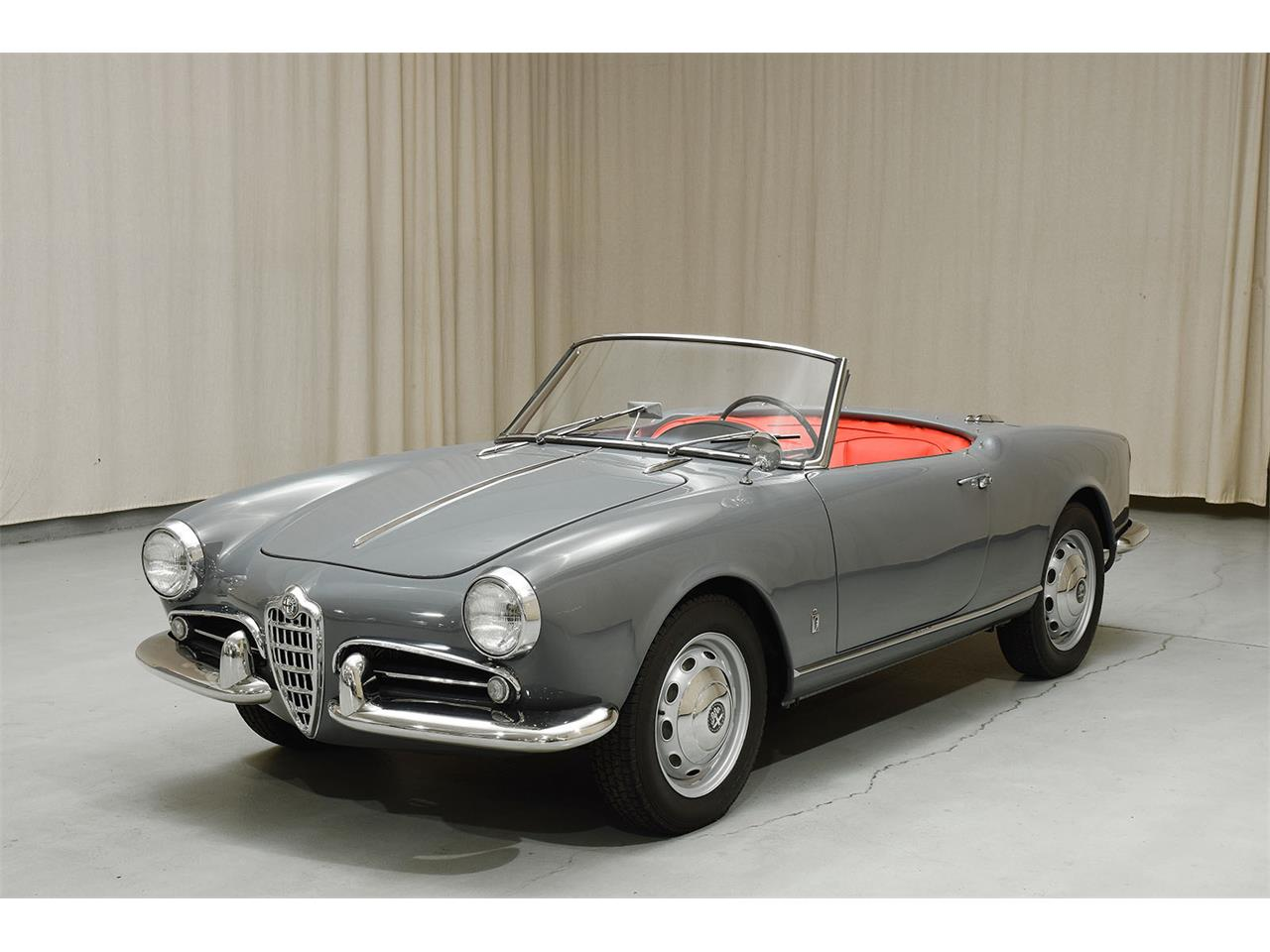 1959 alfa romeo giulietta spider for sale classiccars. Black Bedroom Furniture Sets. Home Design Ideas