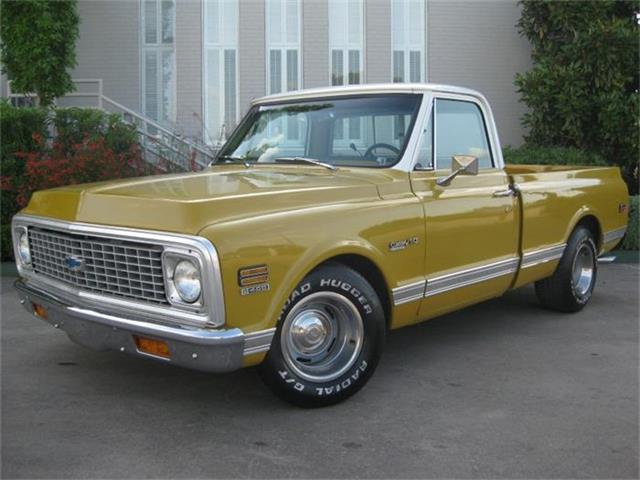 Picture of 1972 Chevrolet C/K 10 - HMUF