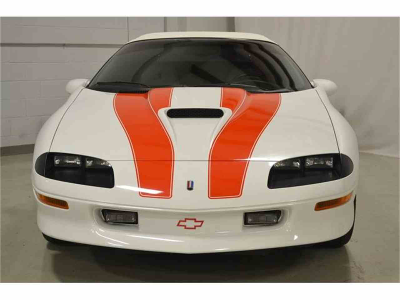 Large Picture of '97 Chevrolet Camaro SS Z28 located in Whiteland Indiana Offered by Masterpiece Vintage Cars - HN8A