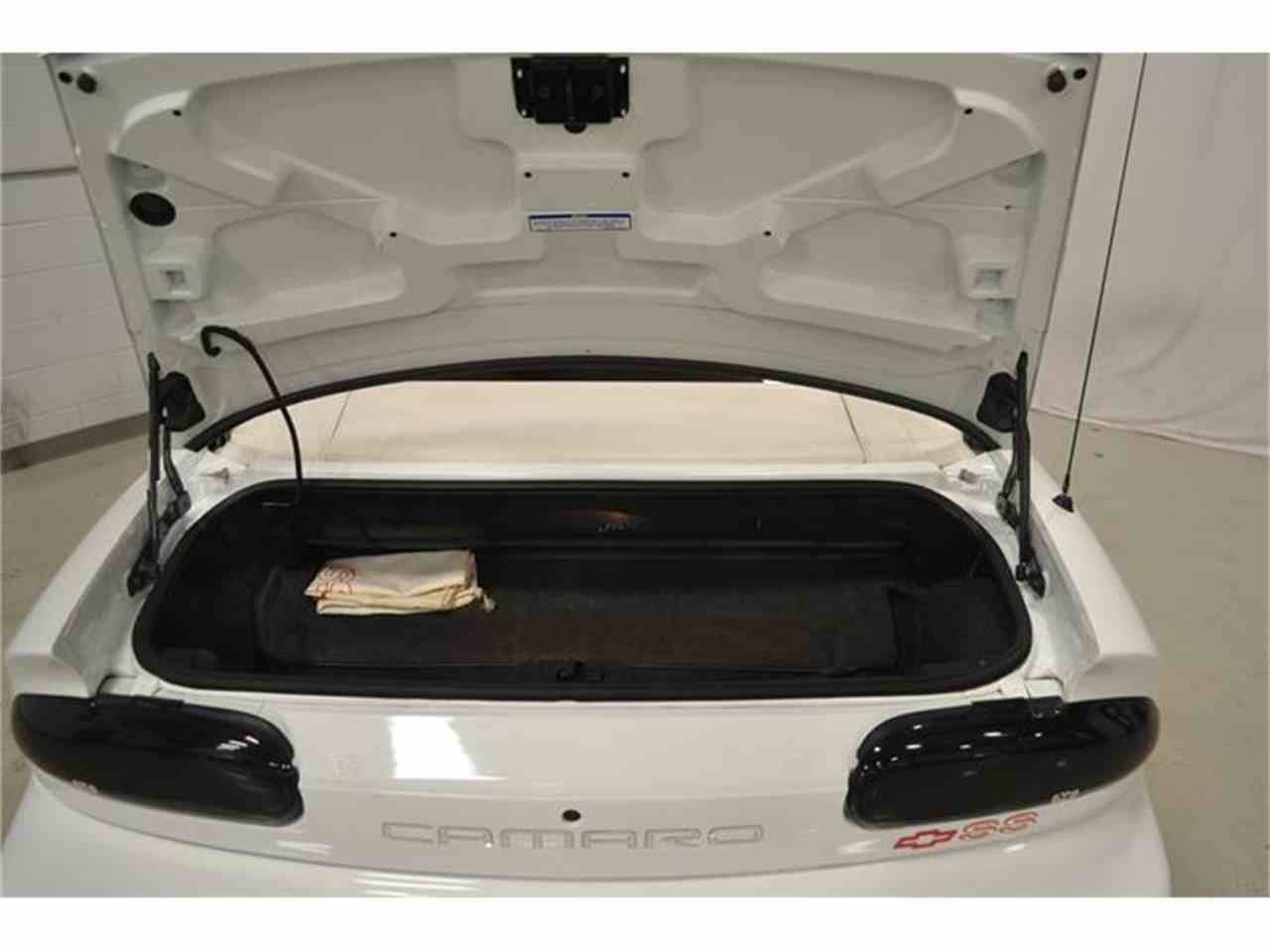 Large Picture of 1997 Chevrolet Camaro SS Z28 located in Whiteland Indiana - $24,900.00 Offered by Masterpiece Vintage Cars - HN8A