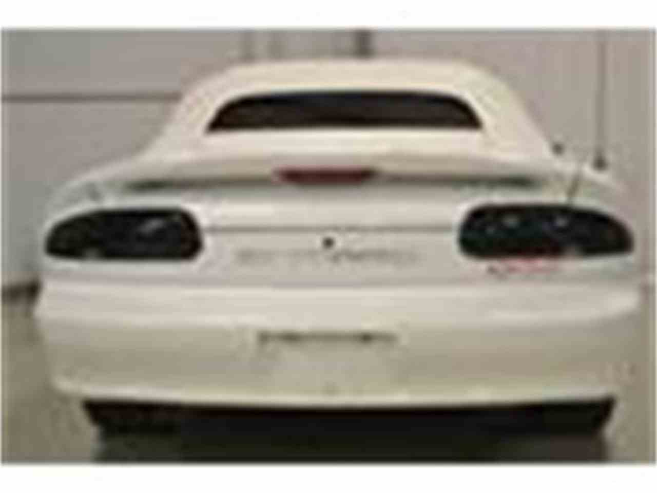 Large Picture of '97 Camaro SS Z28 located in Indiana Offered by Masterpiece Vintage Cars - HN8A
