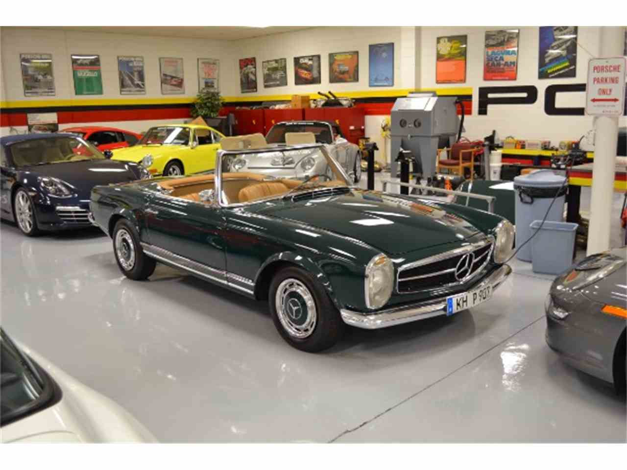 Large Picture of Classic 1967 Mercedes-Benz 250SL - HN9P