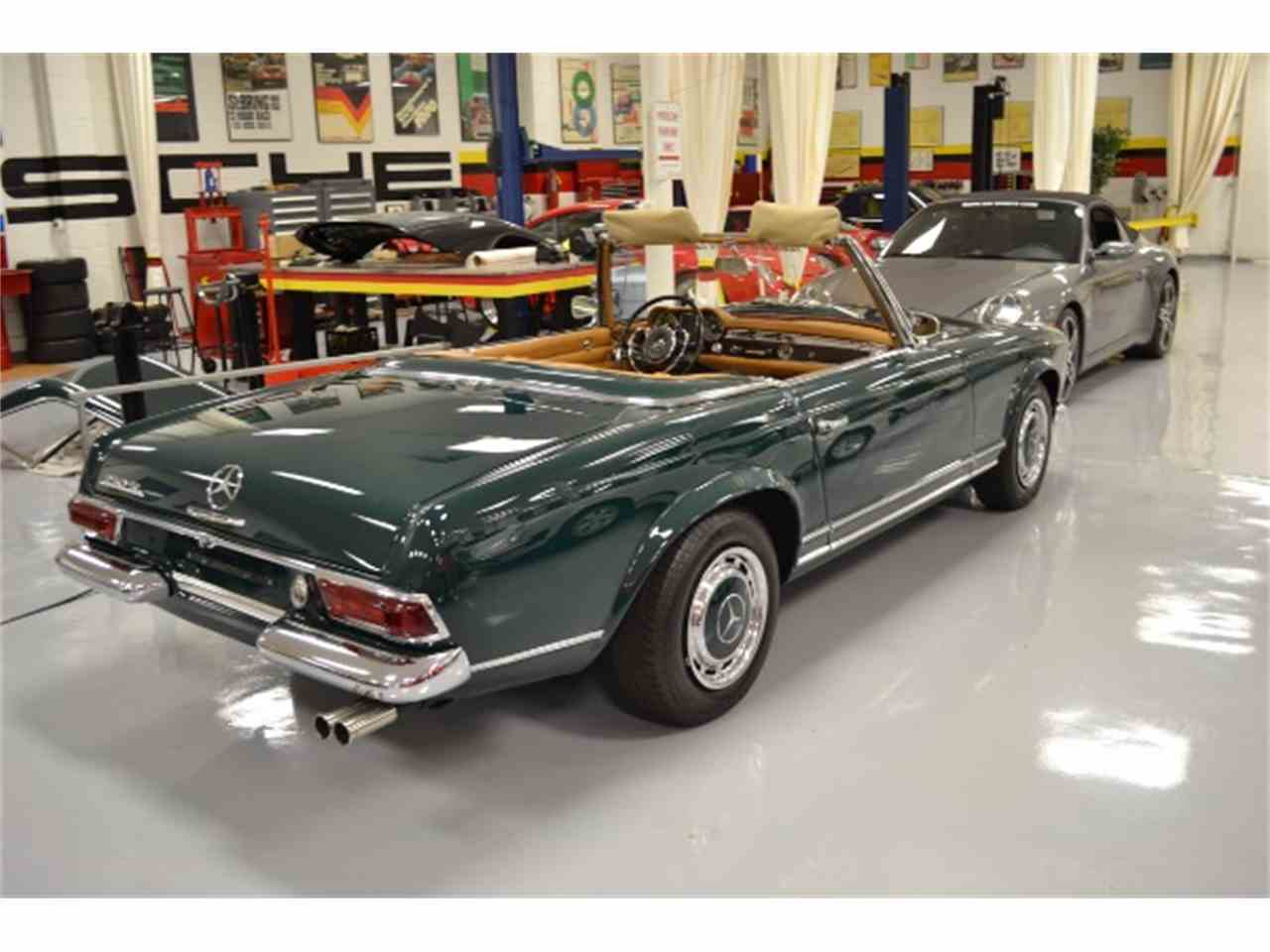 Large Picture of '67 250SL - HN9P
