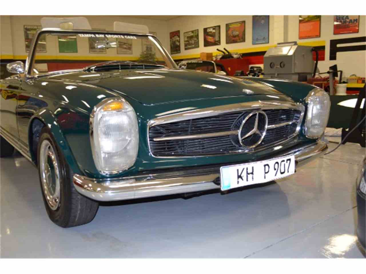 Large Picture of Classic '67 Mercedes-Benz 250SL - HN9P