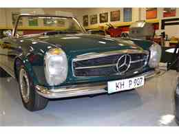 Picture of Classic '67 Mercedes-Benz 250SL located in Pinellas Park Florida Offered by Tampa Bay Sports Cars - HN9P