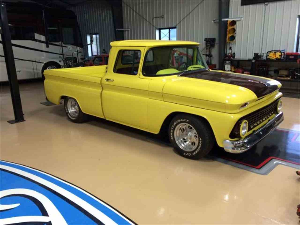 Large Picture of Classic '63 C/K 10 located in Michigan - $30,995.00 Offered by Classic Car Deals - HNBU
