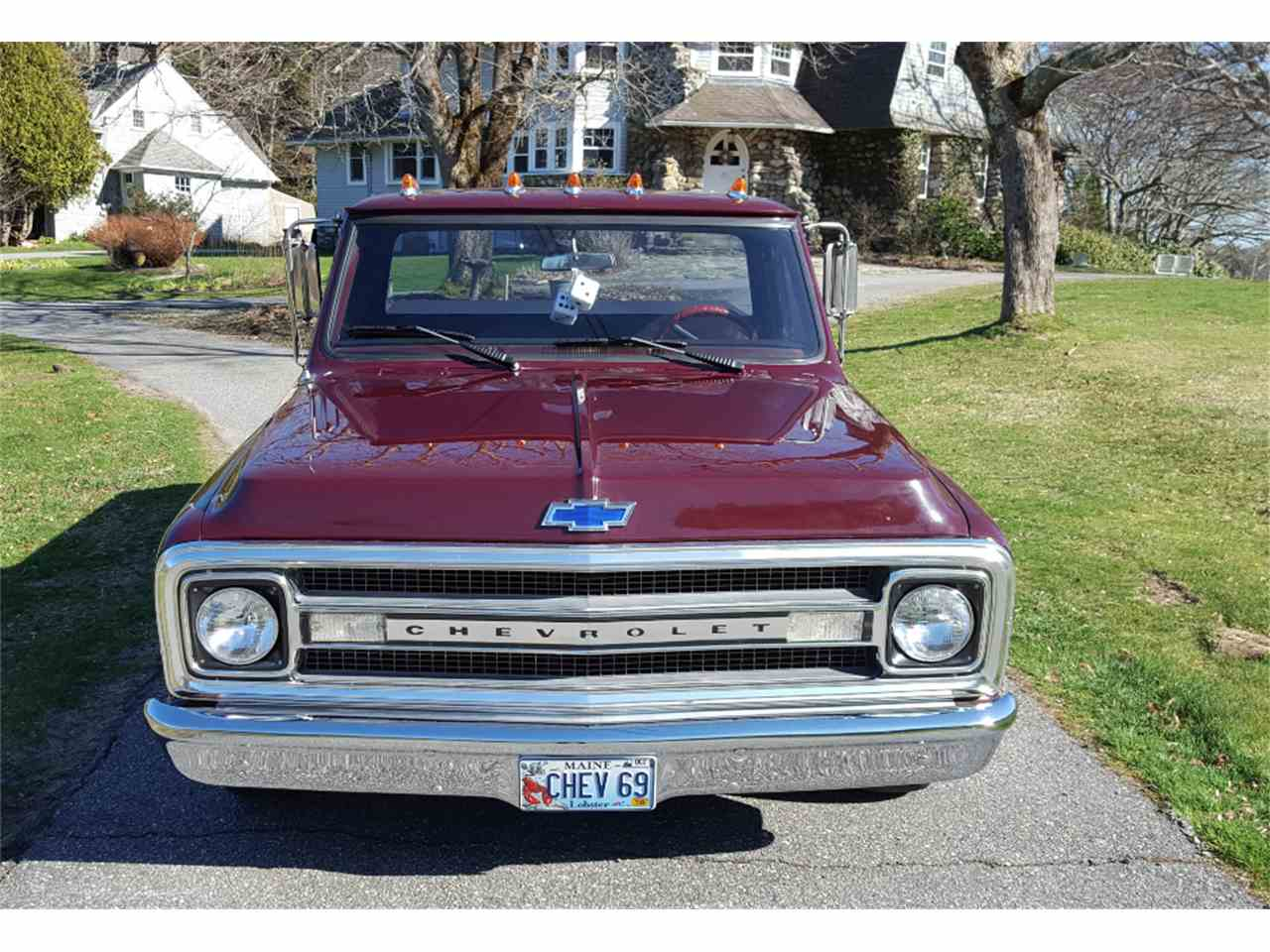 Large Picture of '69 C10 - HNMN
