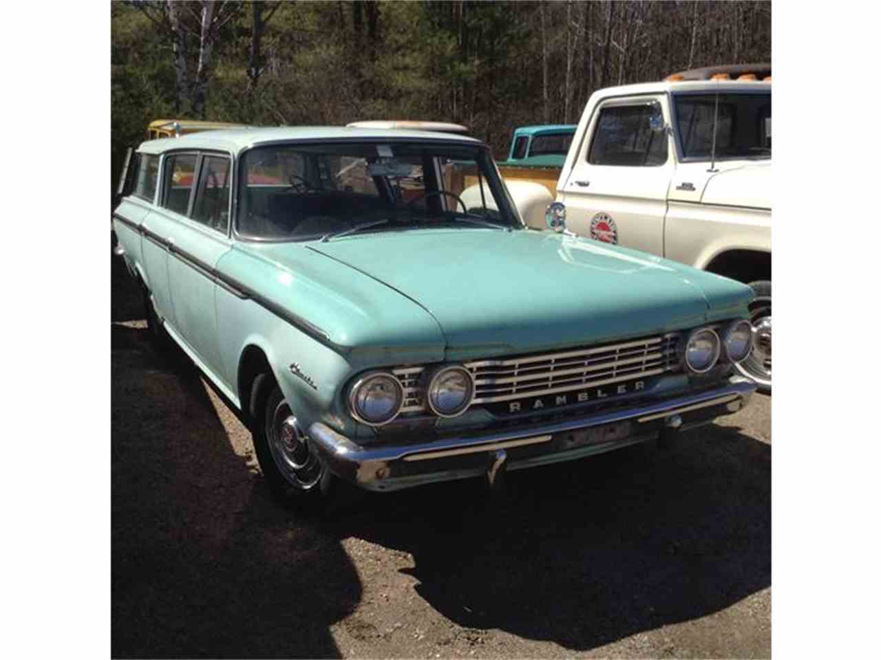 Large Picture of '60 AMC Rambler located in Arundel Maine - $6,500.00 Offered by Champion Auto Sales - HKQU