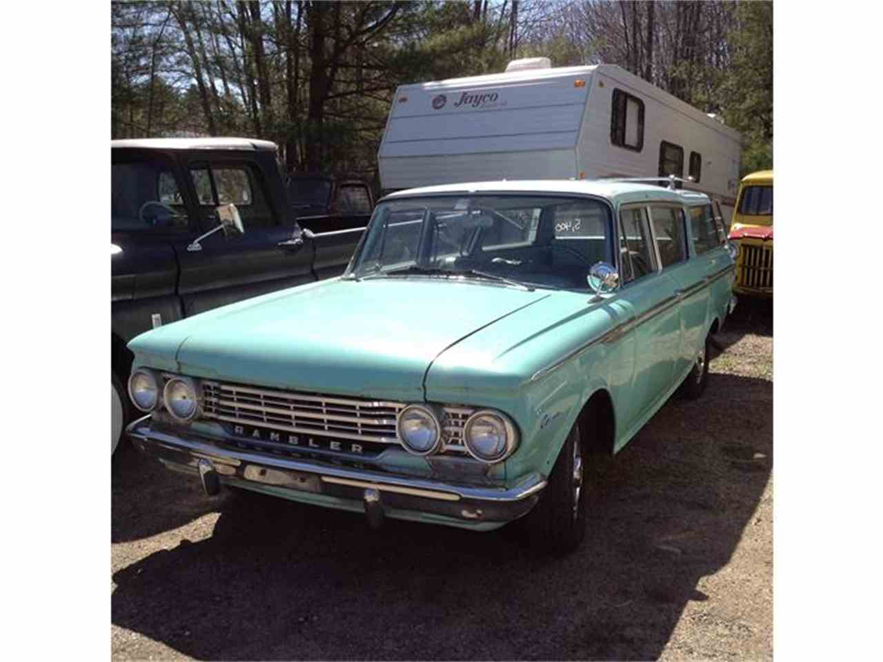 Large Picture of '60 AMC Rambler located in Arundel Maine Offered by Champion Auto Sales - HKQU