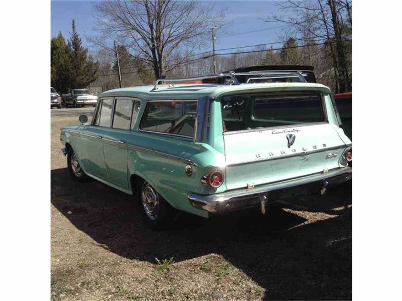 Large Picture of Classic '60 AMC Rambler - $6,500.00 Offered by Champion Auto Sales - HKQU