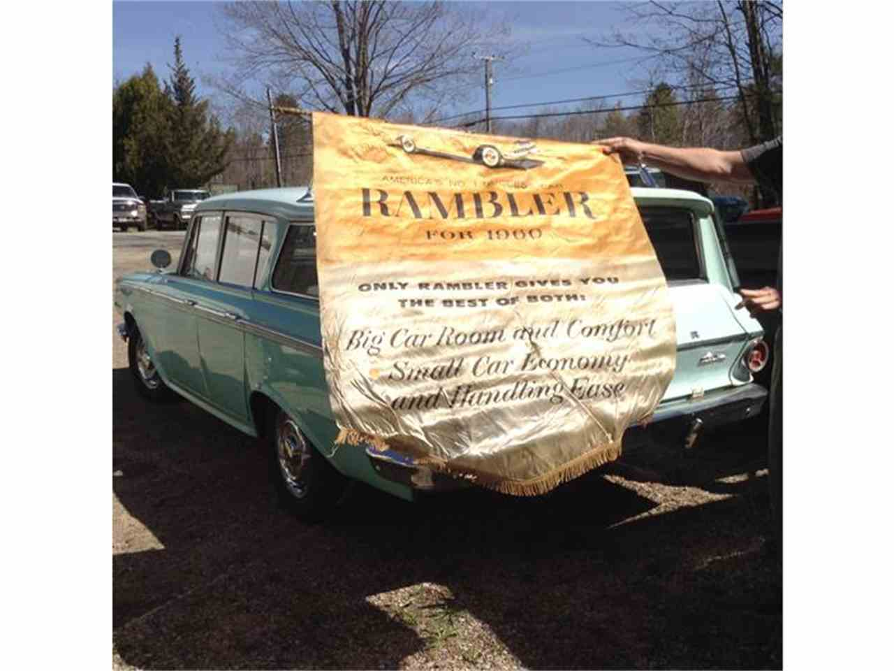 Large Picture of '60 AMC Rambler located in Maine Offered by Champion Auto Sales - HKQU