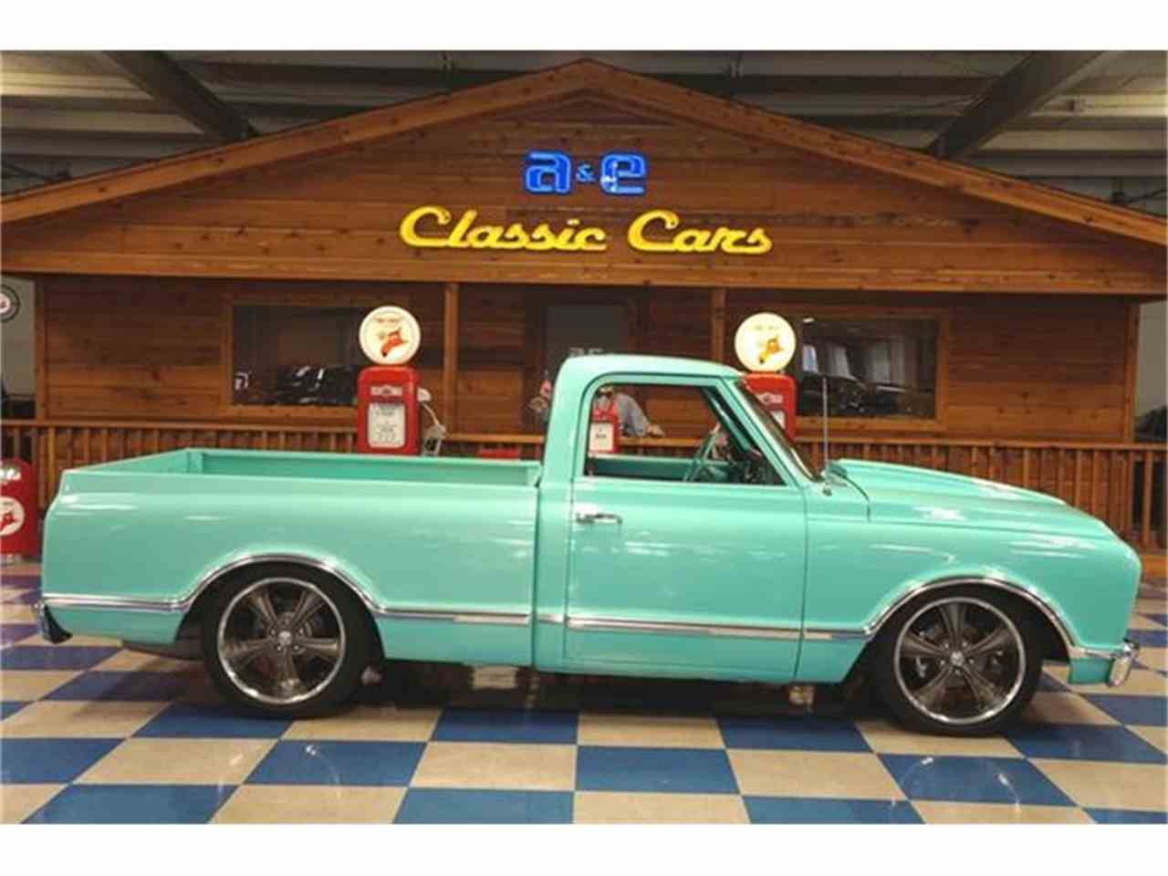Large Picture of '69 Fleetside - HNYS