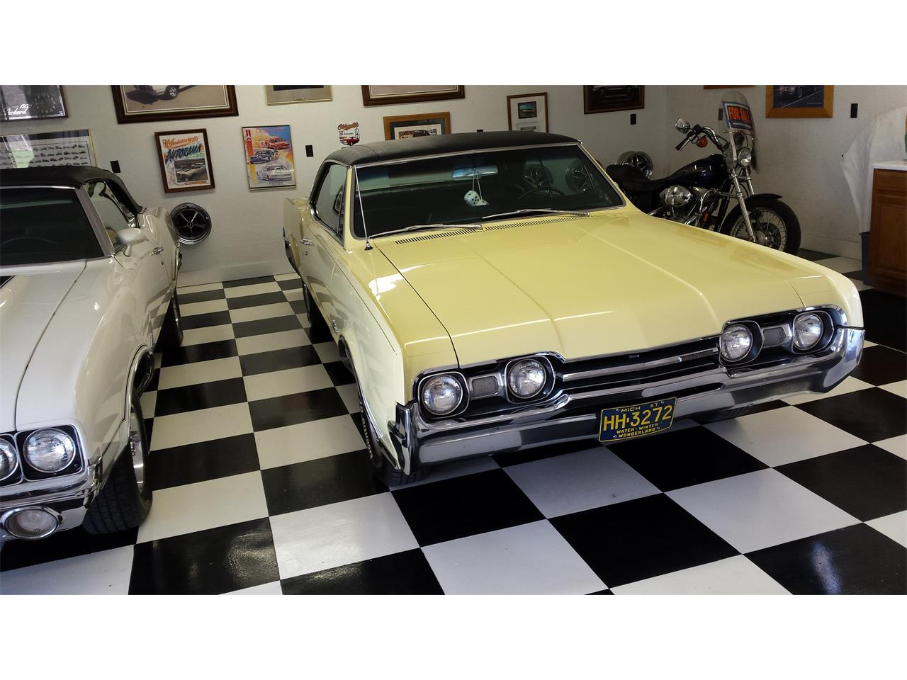 Large Picture of '67 Cutlass Supreme - HO5K