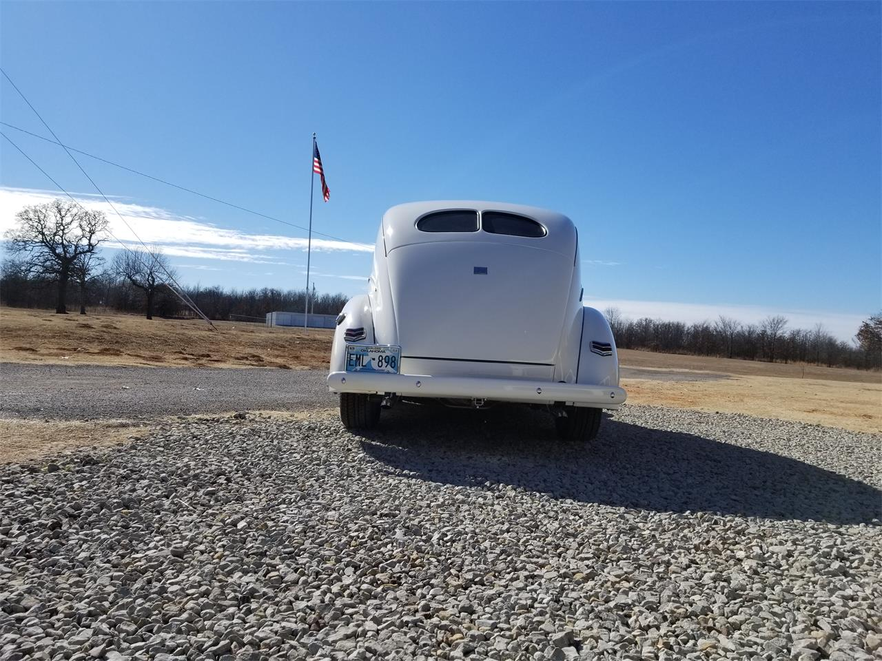 Large Picture of Classic '40 Ford Deluxe located in Okmulgee Oklahoma Offered by a Private Seller - HO65