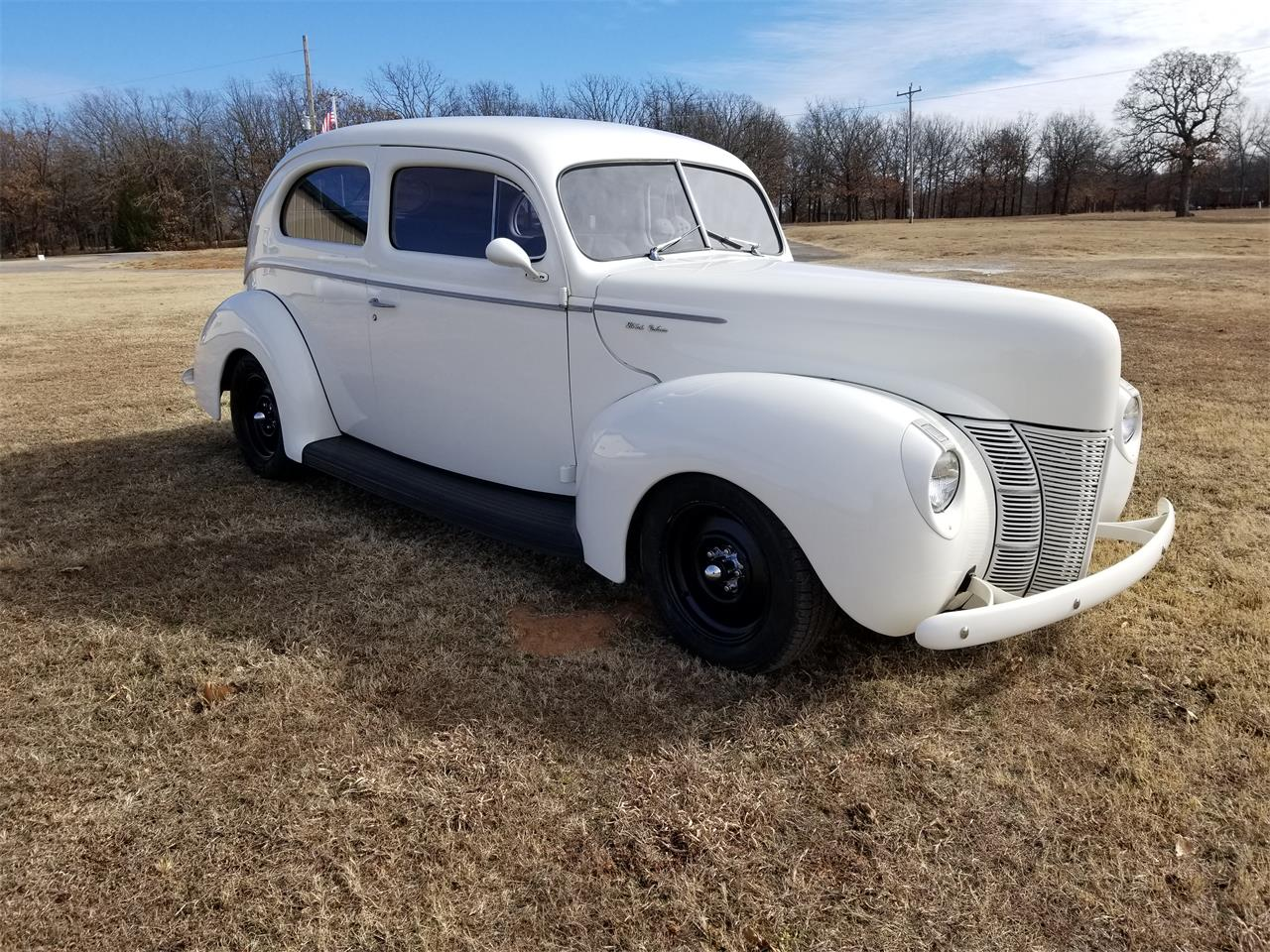 Large Picture of Classic 1940 Ford Deluxe located in Oklahoma - $29,500.00 Offered by a Private Seller - HO65