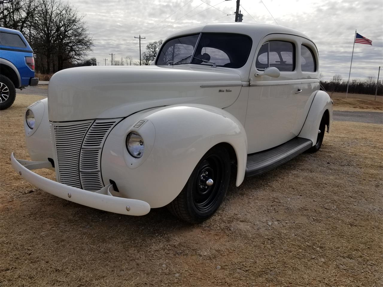 Large Picture of Classic '40 Deluxe located in Okmulgee Oklahoma - $29,500.00 - HO65